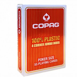 Copag Rouge Plastic Jumbo