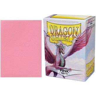 Dragon Shield - 100 Standard Sleeves Matte