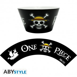 ONE PIECE - Bol - 460 ml - Skull