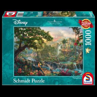 Puzzle Disney - The Jungle...