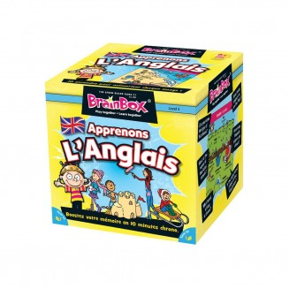 Brain Box - Apprenons L'Anglais