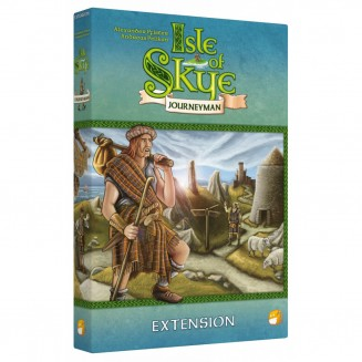 Isle Of Skye : Journeyman