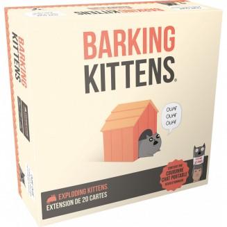 Exploding Kittens : Barking...