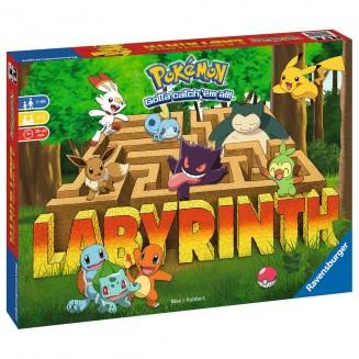 Labyrinthe - Pokémon