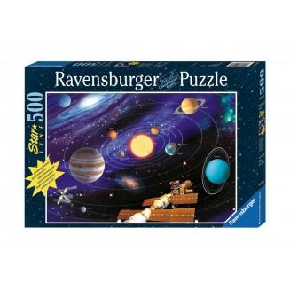 Puzzle 500 p Star Line - Le...