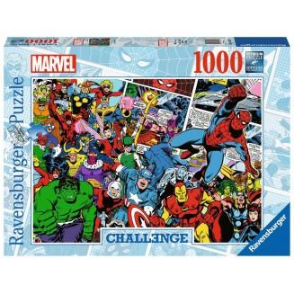 Puzzle 1000 p - Marvel...