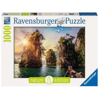 Puzzle 1000 p - Lac de...