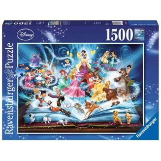 Puzzle 1500 p - Le livre...