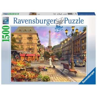Puzzle 1500 p - Paris...