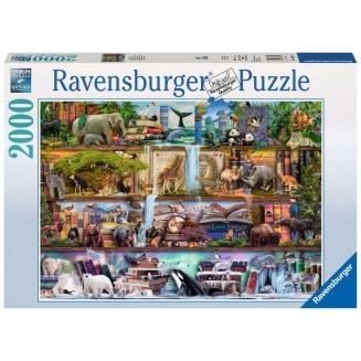 Puzzle 2000 p - Magnifique...