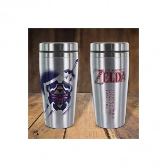 ZELDA - Travel Mug (thermo) Link