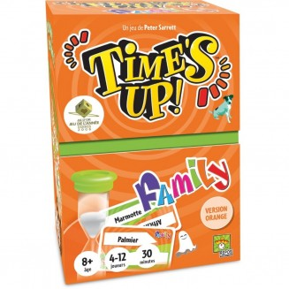 Time's Up : Family 2 (Version Orange)