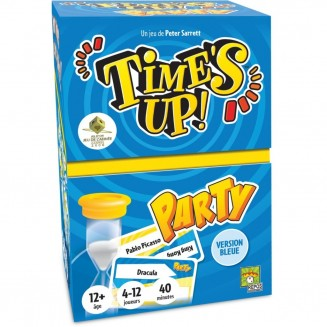 Time's Up : Party 2 (Version Bleue)