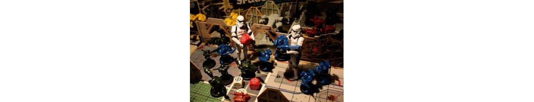 Catégorie Jeux de figurines - Jeux de société à La Réunion : Space Marine Devastator Squad , W40K : Adeptus Astartes Space Ma...