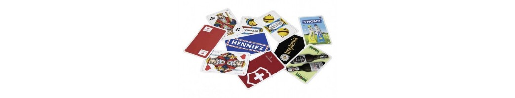 Les petits jeux de cartes sympas!